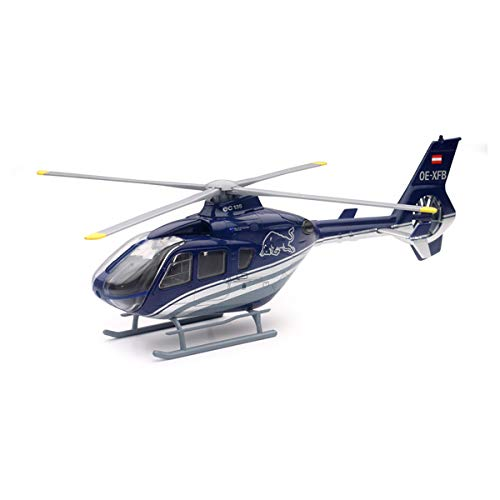 New Ray Helicopter 1: 43 Eurocopter EC135 Flying Red Bulls - New Ray Helicopter