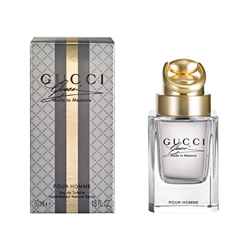 Gucci Made To Measure Eau de Toilette Spray for Men, 1.6 Ounce