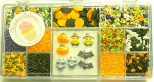 Halloween Decorating Kit by -