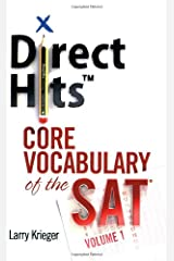 Direct Hits Core Vocabulary of the SAT: Volume 1 Paperback