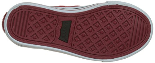Levi's Trucker Low Velcro - Botas Niños Rouge (Red)