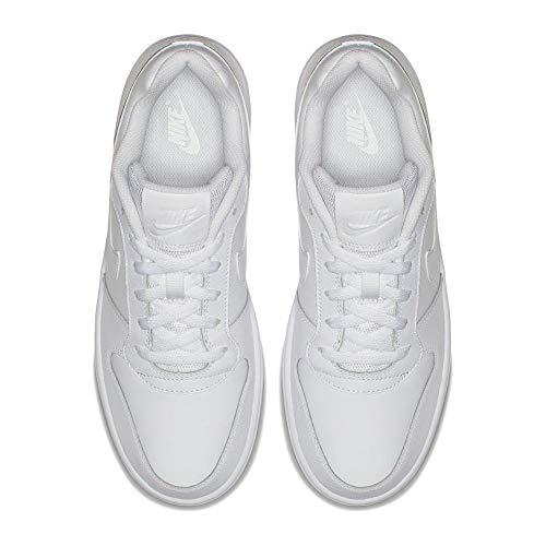 Herren 100 blanc Blanc Wei Nike Ebernon Basketballschuhe Bas TB4dq0WR