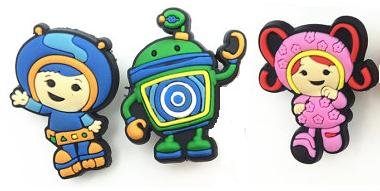 Umizoomi Cake Toppers Uk