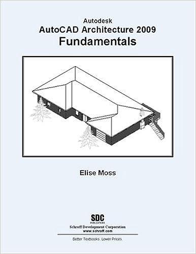 Amazon com: AutoCAD Architecture 2009 Fundamentals (Autodesk