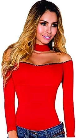 659d7eb8e Aranza Womens Shapewear Body Briefer Sexy Top Bodysuit Blusas Fajas ...