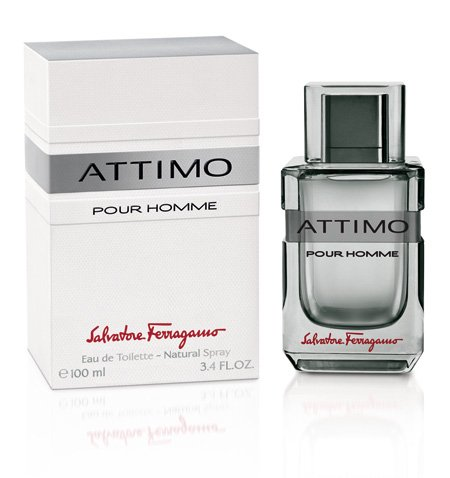 Attimo Pour Homme FOR MEN by Salvatore Ferragamo - 3.4 oz EDT (Ferragamo Pour Homme Edt)