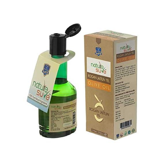 Nature Sure Rogan Jaitun Tail (Olive Oil), 110 ml