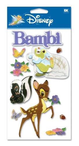Disney Bambi Dimensional Sticker
