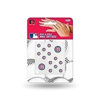 MLB Chicago Cubs Nail Tattoos