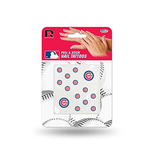 Rico MLB Chicago Cubs Nail Tattoos ()