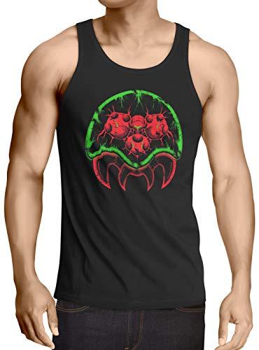 T Aran 3ds Morph Nerd shirt n A Top Samus Another Metroid t Switch Homme Tank Snes Débardeur qOWTIR