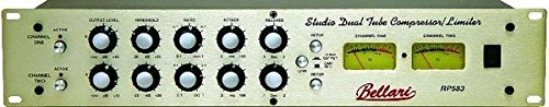 rolls RP583 Stereo Tube Compressor/Limiter by rolls