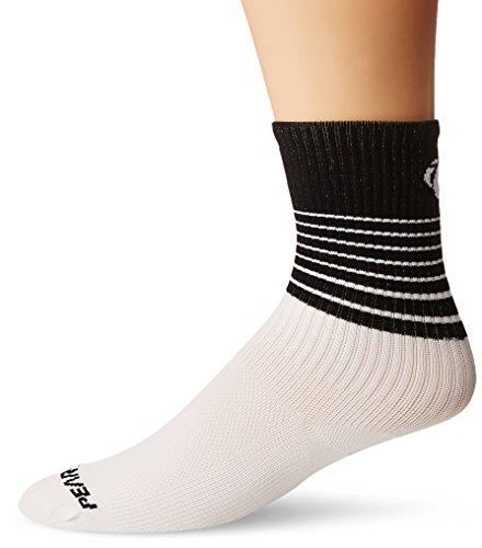 Izumi Socks Pearl Bicycle - Pearl iZUMi Pro Tall Sock, Black/Smoked Pearl, Large