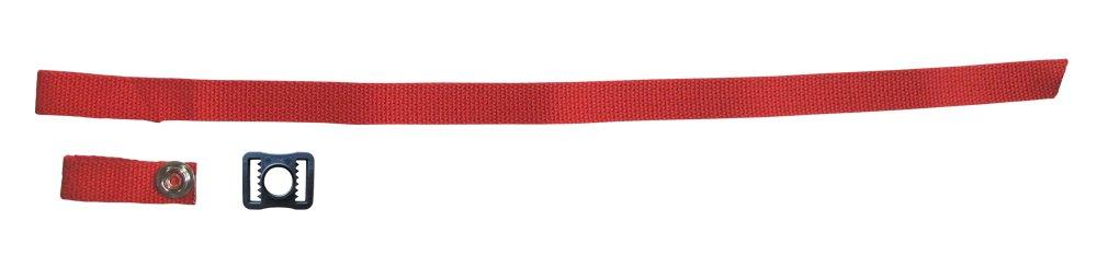 A&R Sports Hockey Chin Strap (3-Piece) Pink ISLINGPK