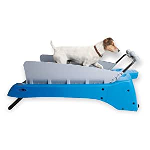 PetZen DogTread Dog Treadmill, Up to 30-Pounds, Small