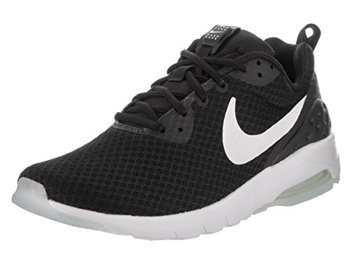 info for 39216 79e60 Nike Men s Air Max Motion Low Cross Trainer, Black White, 9.5 Regular US