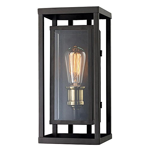 Allen Roth Oil Rubbed Bronze Outdoor Wall Light