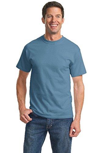 Port & Company Men's Tall Essential T Shirt 2XLT Colonial Blue ()