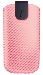 4-Ok KUPKRI - Funda tamaño iPhone, cierre con imán, color rosa