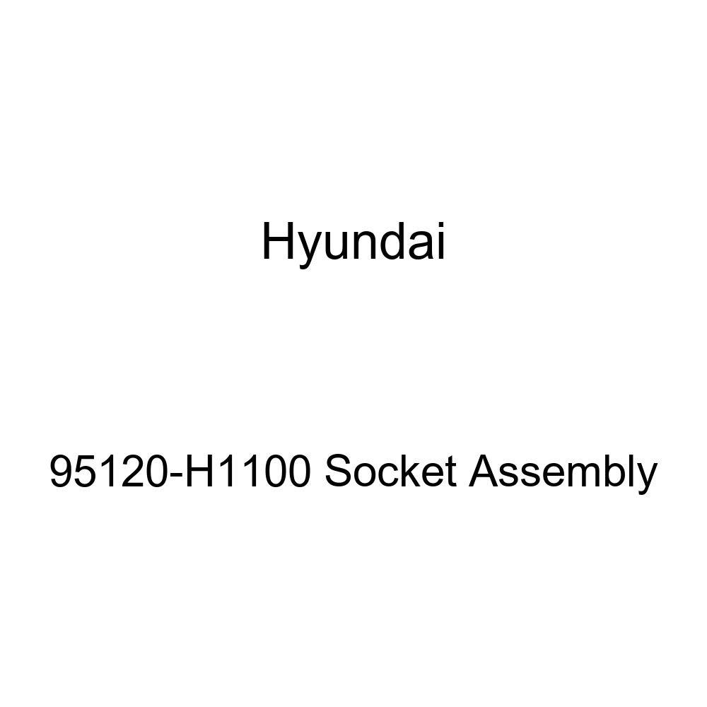 Genuine Hyundai 95120-H1100 Socket Assembly