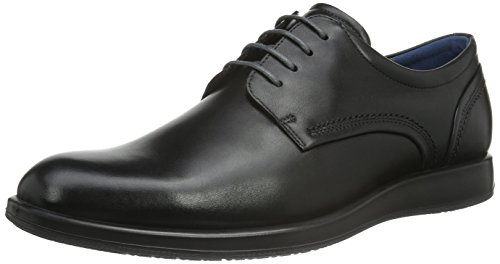 Ecco Mens Jared Derby Black (1001 Nero)