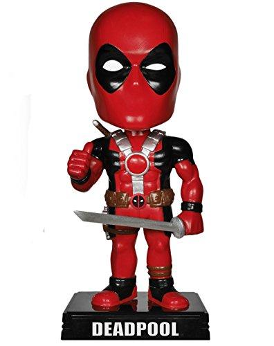 Funko Wacky Wobbler Deadpool Bobble Head