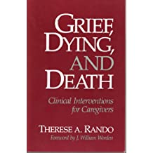 Grief, Dying, and Death