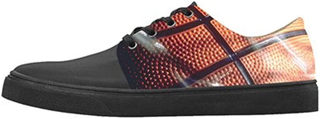 Daniel Turnai Fan Customized Poppy New Sneaker Canvas Pointed Toe Womens Shoes