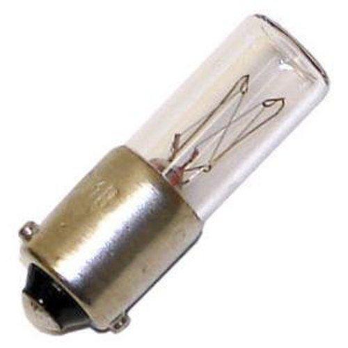 155 Volts 0.025 Amps LIT234 x 10 OCSParts 155PSB Light Bulb Pack of 10