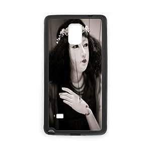 Samsung Galaxy Note 4 Case, knew her at midnight Case for Samsung Galaxy Note 4 Black
