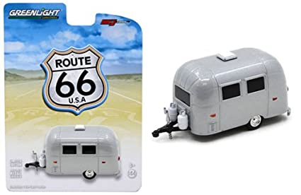 Buy Airstream Bambi Sport 16' Trailer Silver 1/64 by