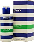 Energy Men by Benetton 3.3oz 100ml EDT Spray
