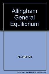 Allingham General Equilibrium