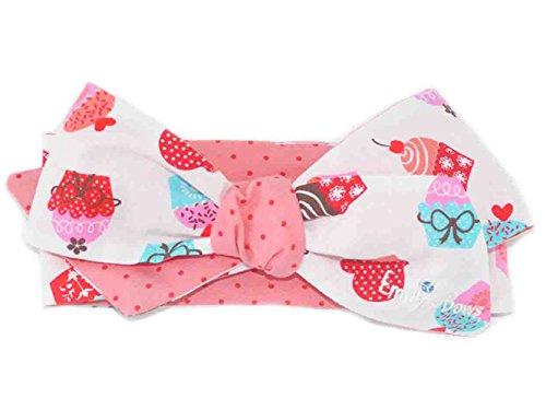 Headband Cotton Emilys Bows Handmade product image