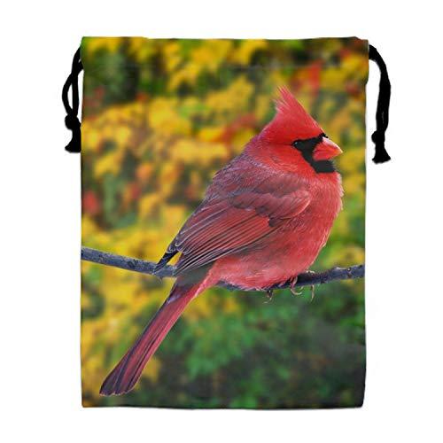 1pcs Cardinal Bird Sling Bag Backpack Waterproof Party Favor Girl Birthday - Cardinal Daypack