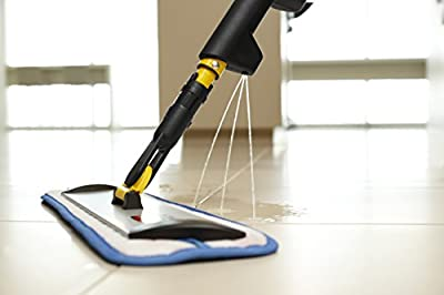 Rubbermaid Commercial Executive Series Pulse Microfiber Spray Mop System