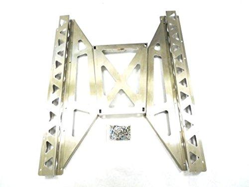 OBX Brace 90-05 Mazda Miata MX5 Under Body Frame Rail & Butterfly Brace 2.2MM Thickness (Brace Rail)