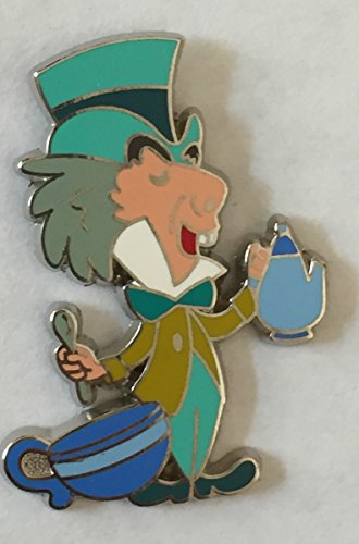 Disney Pin 106306 Alice in Wonderland Mary Blair-Stylized Mystery Pin- Mad Hatter Pin
