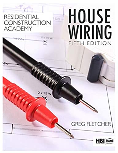 residential construction academy house wiring gregory w fletcherresidential construction academy house wiring 5th edition
