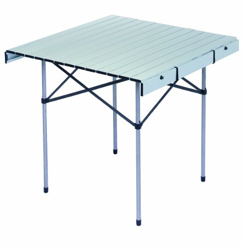 RIO Gear Roll-Top Table, 32-Inch (And Furniture Factory Grill Bar)