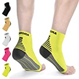 Rymora Plantar Fasciitis Foot Compression Sock Sleeves for Men/Women - Supports Heel, Arch