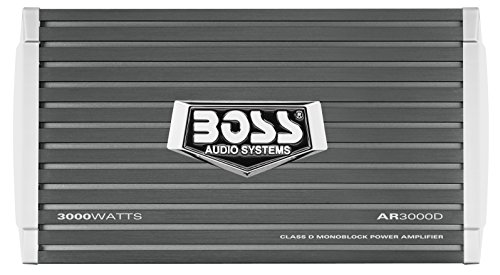 BOSS AUDIO AR3000D Car Amplifier - 3000...