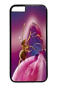 Ant Leon Baas Animal Custom iPhone 6 Case Cover Polycarbonate black