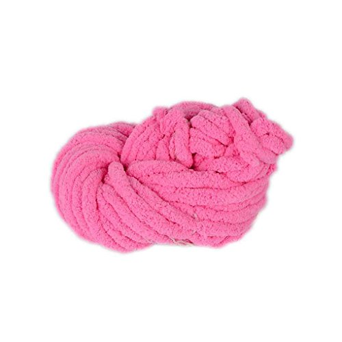 Price comparison product image Soft Plush Elastic Anti-Static Thick Woolen Yarn Line String Knit Crochet Sweater Hat Muffler Gloves Blanket Winter Stevlogs