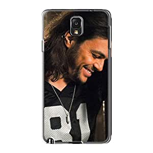 Shock Absorption Cell-phone Hard Covers For Samsung Galaxy Note3 (hto17273seoD) Custom Trendy Foo Fighters Skin