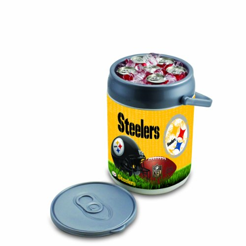 (NFL Pittsburgh Steelers Insulated Can Cooler)
