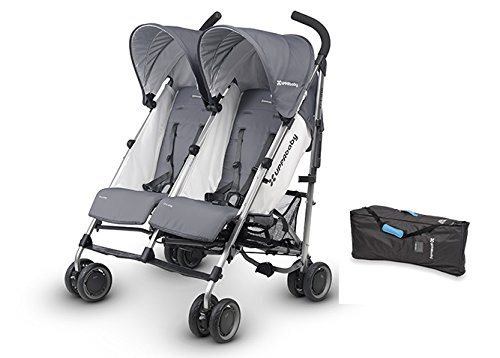 UPPA BABY G-LINK STROLLER WITH TRAVEL BAG (PASCAL) by UPPAbaby