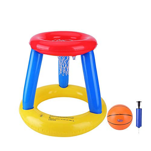 The ball was good but the basket itself was cheap and wouldn't stay inflated