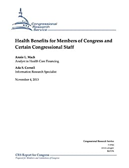 Health Benefits for Members of Congress