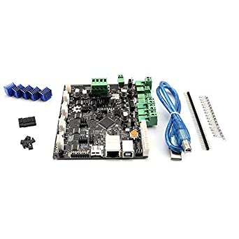 Impresora 3D Smoothieboard 5X 5XC V1.1 ARM Placa base de código ...